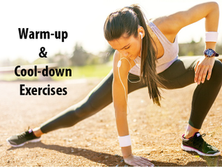 Warm-up & Cool-down Exercises