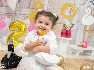 Manuela faz 2 Anos...