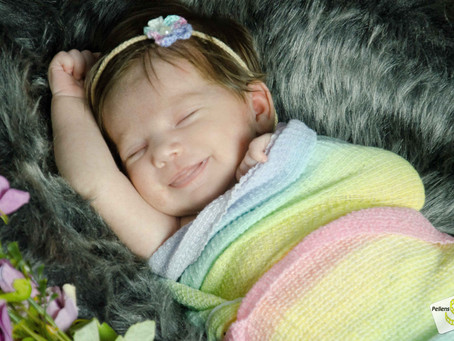 Ensaio Newborn da Marcela