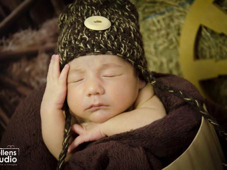 Newborn do Theo