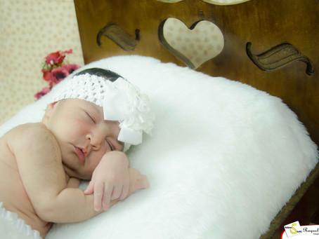 Newborn da Rafaelly