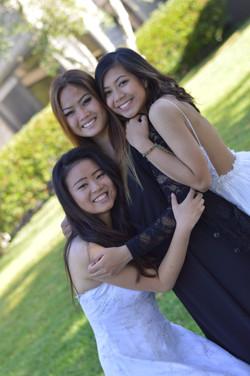 Sol, Amanda & Jerina