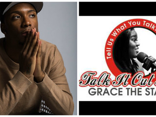DivineChild Radio Interview with GraceTheStallion on August 12th in Long Island, NY.