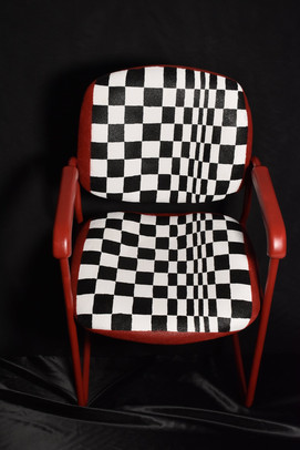 """After Bridget Riley """"Movement in Squares"""""""