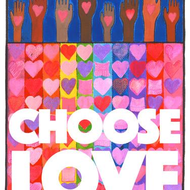 Choose Love Valentine