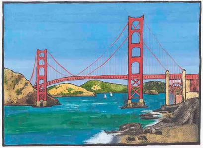 Thru the Golden Gate