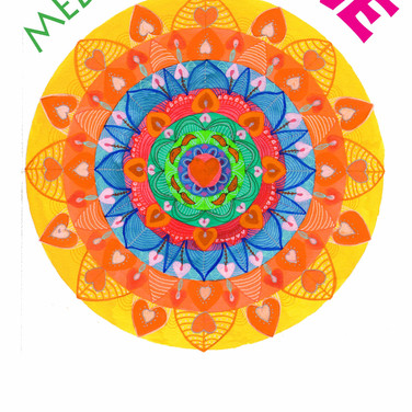 Meditate on LOVE