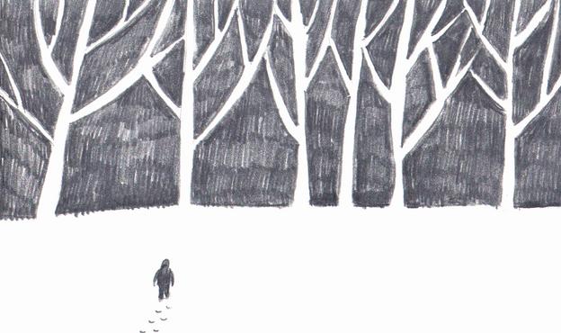 Sketchbook, winter
