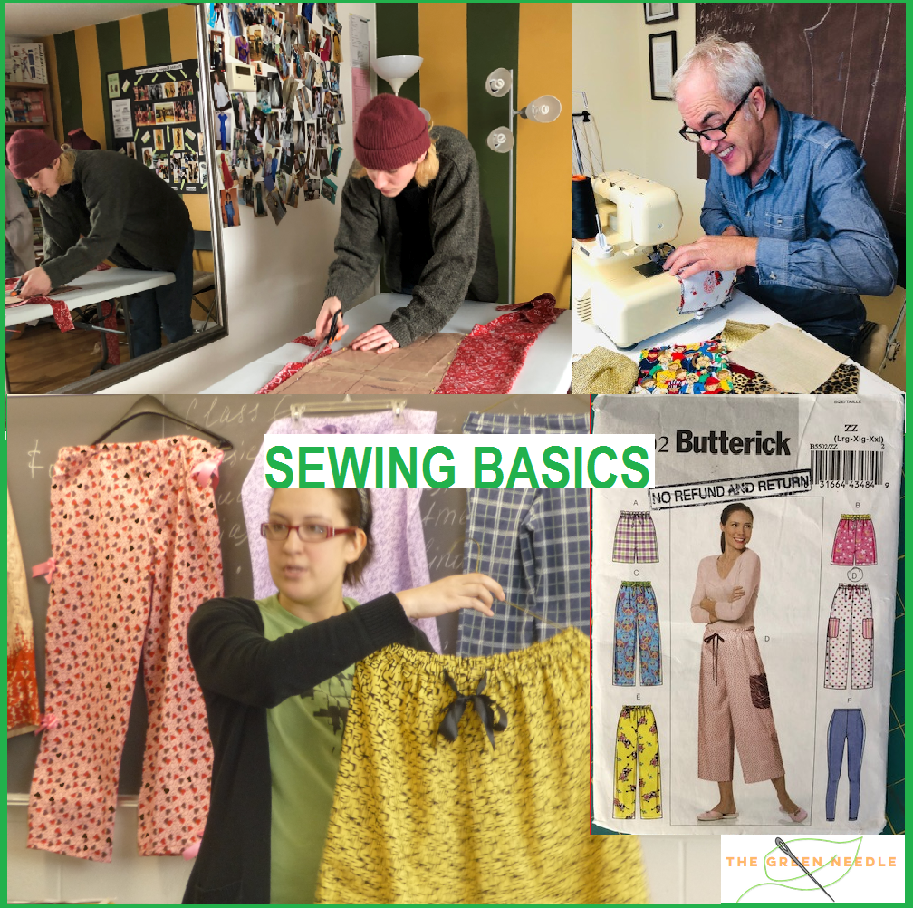 Sewing Basics (Evening)