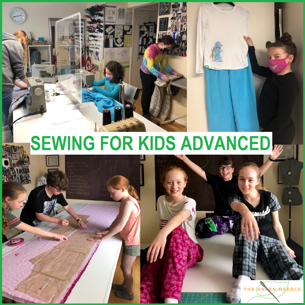 Copy of Sewing for Kids - Advanced