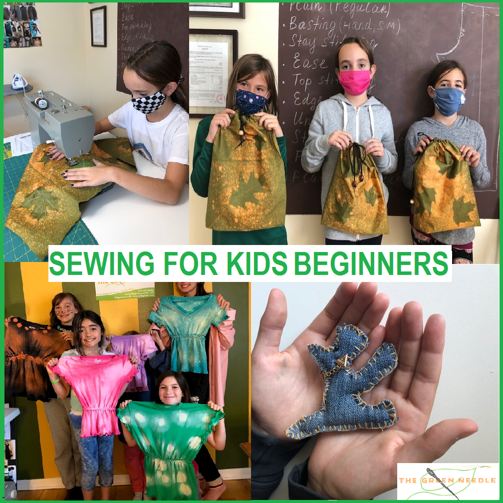 Sewing for Kids - Beginners (Morning)