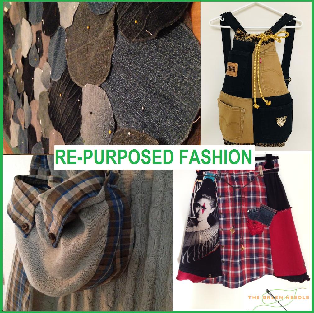 Repurposed Fashion