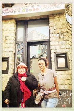 Agnes Varda et Mariama Errami
