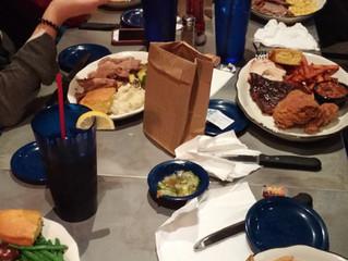 Dinner At Firefly's