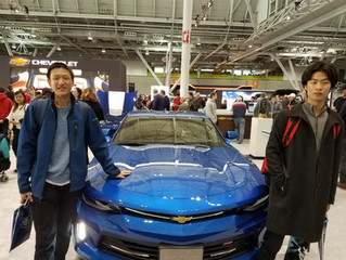 Boston Auto Show