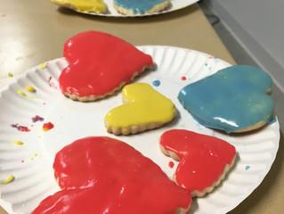 Sugar Cookie Baking