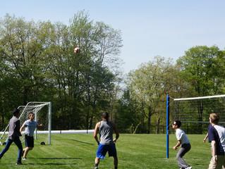 Staff vs Student Volleyball