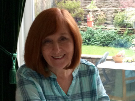 Interview with Author Angela Fish