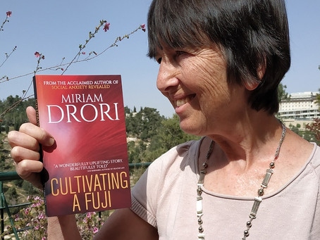 Miriam Drori on Life, Writing & Púcas