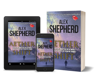 Introducing Alex Shepherd & Aether Shift