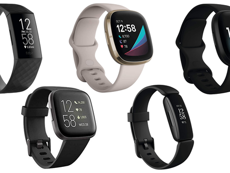 Sync with Fitbit Watch