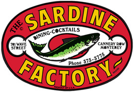 The Sardine Factory – Monterey's Best Restaurant!