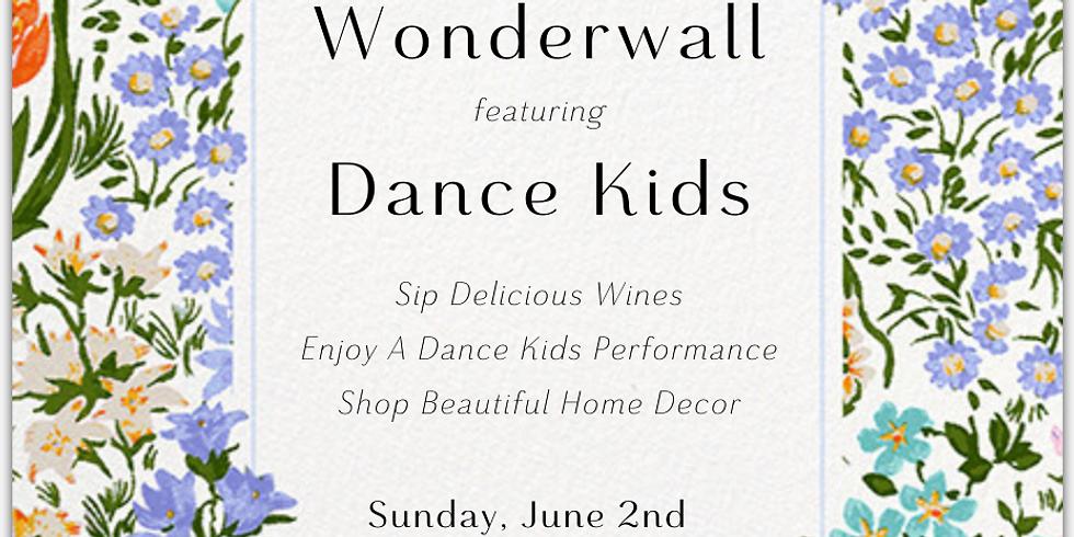 Wonderwall featuring Dance Kids