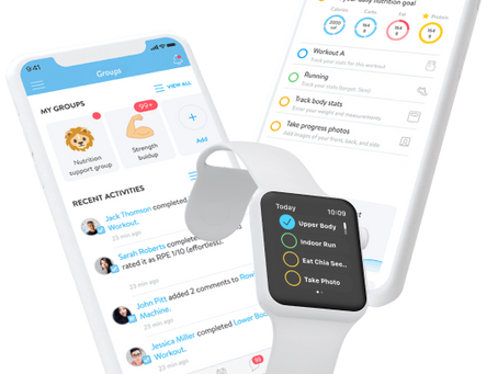 Sync With Apple Watch