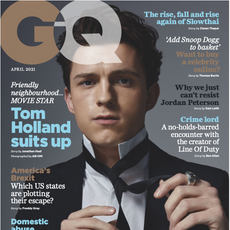 As seen in GQ: April 2021