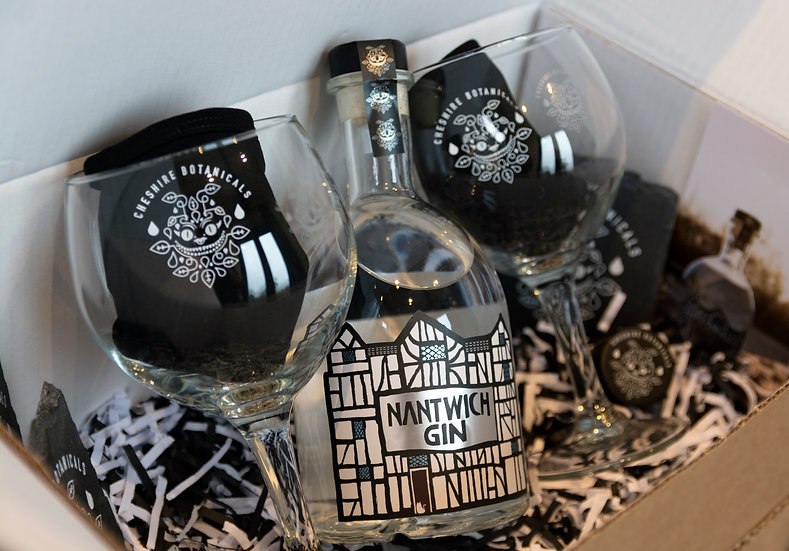 Gin Survival Kit: Limited Edition.