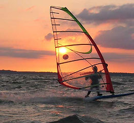 windsurfing school croatia,skipper