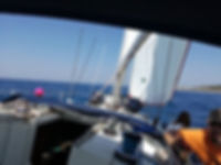 one day sailing murter kornati,bike and sailing croatia,weekend sailing croatia,trip to kornati