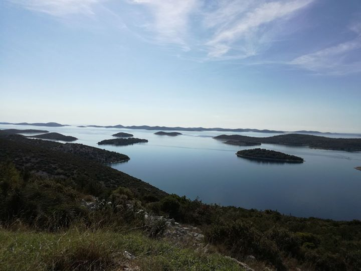 trip to kornati,one day sailing murt