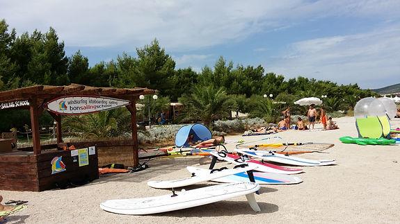 windsurfing school murter,jedrenje na jadranu,one day sailing murterbike and sailing croatia,one week sailing croatia
