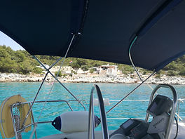 one day sailing kornati,trip to murter,s