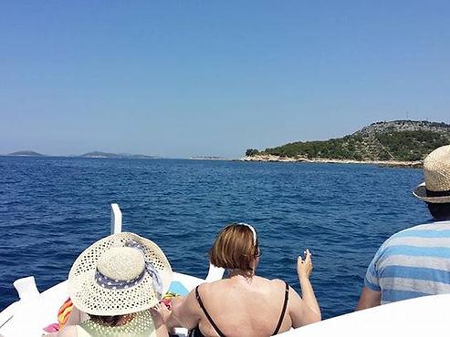 traditional sailing with gajeta,one ay sailing tour murter kornati,bike and sailing croatia