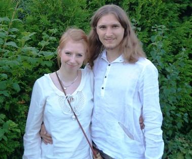 Oktober 2012: Saskias und Robins Aufenthalt am Waisenhaus