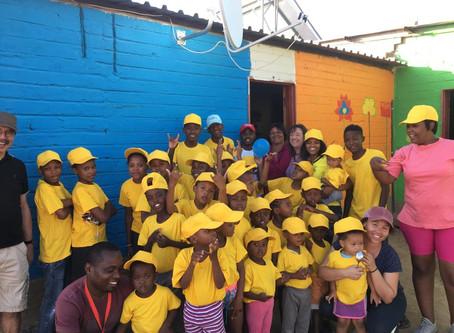 Januar 2019: Besuch am Waisenhaus