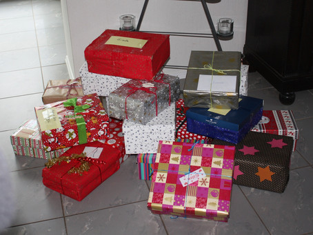 Dezember 2015: Christmas in a Box