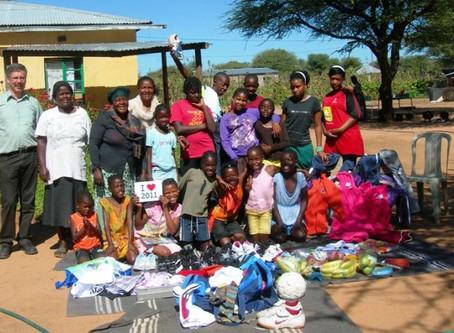Juli 2012: Bericht aus Namibia