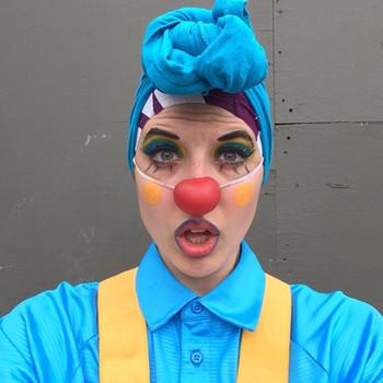 Criss Cross the Clown