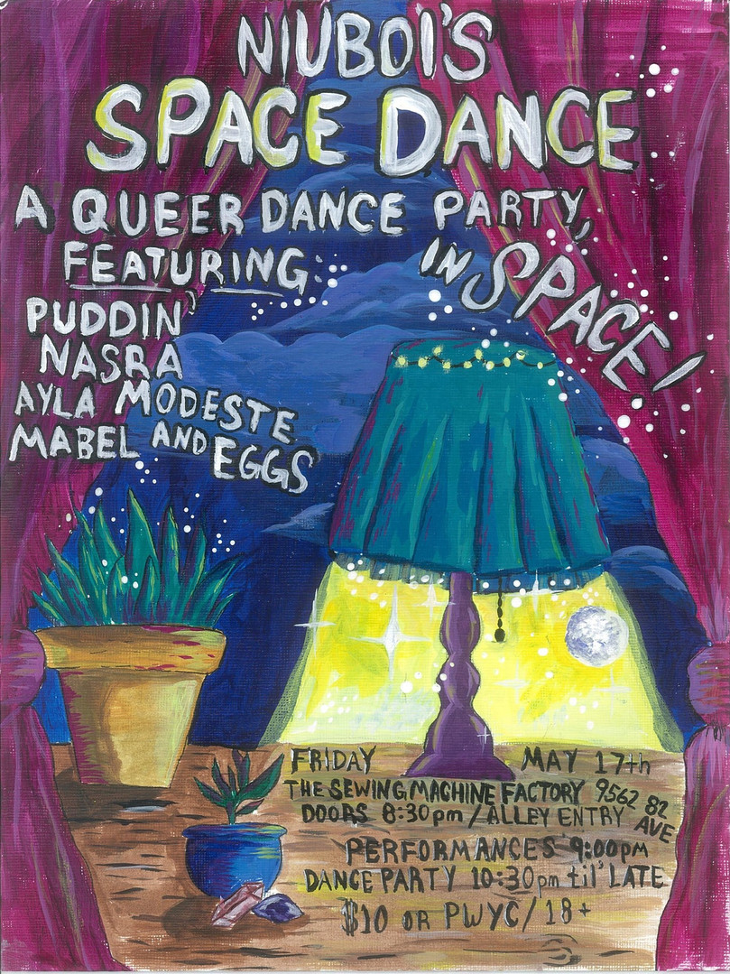 Poster by Shania Klugh
