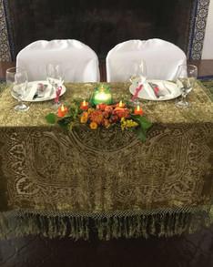 Mexican theme wedding at Le Grange Hacie