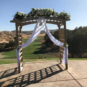 Wedding Decor #diablogolfcourse #patters