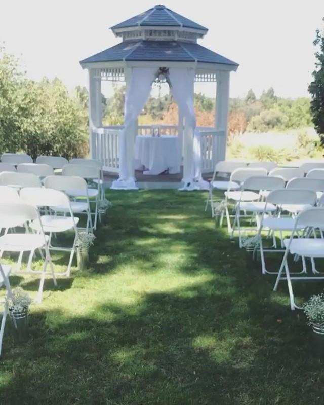 #ceromony #wedding #sanjose #archdecorat