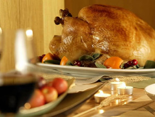 Join us at Café Beaujolais for Thanksgiving dinner