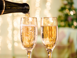 Ring in the New Year at Café Beaujolais!