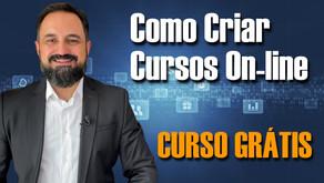 CURSO GRÁTIS - Aprenda a criar cursos on-line em 27 videoaulas gratuitas