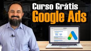 Curso Grátis - Google Ads Profissional - mais de 40 aulas completas e gratuitas