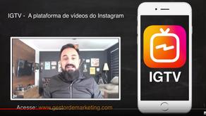 Novidades no Marketing no Instagram e IGTV